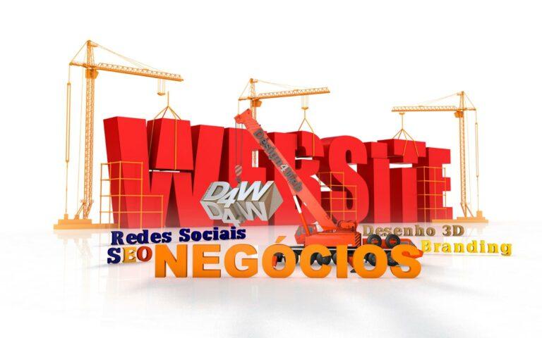 Criação de Sites para Negócios